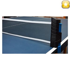 Filet de tennis sur table auto-tenseur