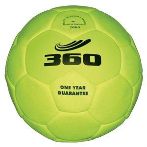 Ballon de soccer en feutre