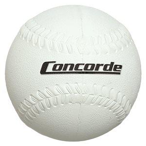 """Balle de softball dure en caoutchouc, 12"""""""