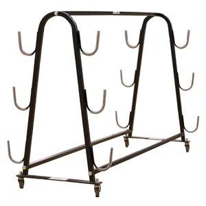 Chariot d'entreposage de badminton