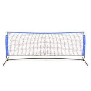 Filet et poteaux de soccer / tennis portables, 10'