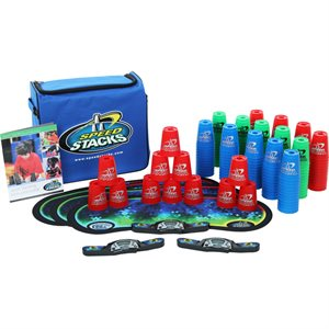 Ens. de Speed Stacking pour 15 personnes