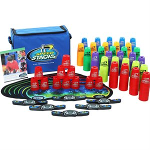 Ens. de Speed Stacking pour 30 personnes