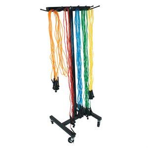 Chariot pour cordes à sauter, cap.200 cordes