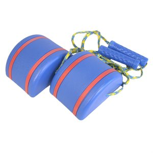 Paire de pierres d'équilibre en plastique ABS