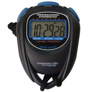 Chronomètre à 6 fonctions, précision 1 / 100s