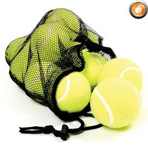Ens. de 12 balles de tennis