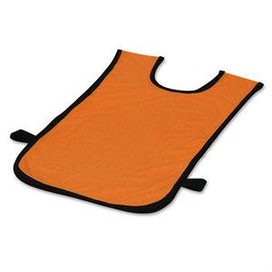 Dossard en polyester, 2-5 ans, orange