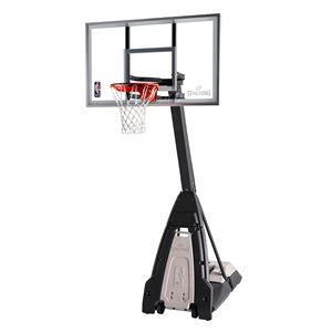 Panier de basketball portatif Spalding The Beast