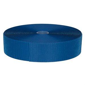 Rouleau de velcro pour FlexiRoll, bleu