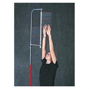 Système de mesure d'impulsion verticale Vertec