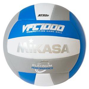 Ballon de volleyball rev. cuir japonais