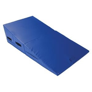 Matelas incliné repliable