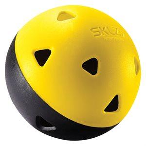 8 balles de softball de pratique