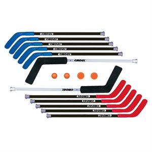 "Ensemble de hockey DOM Excel 45"""